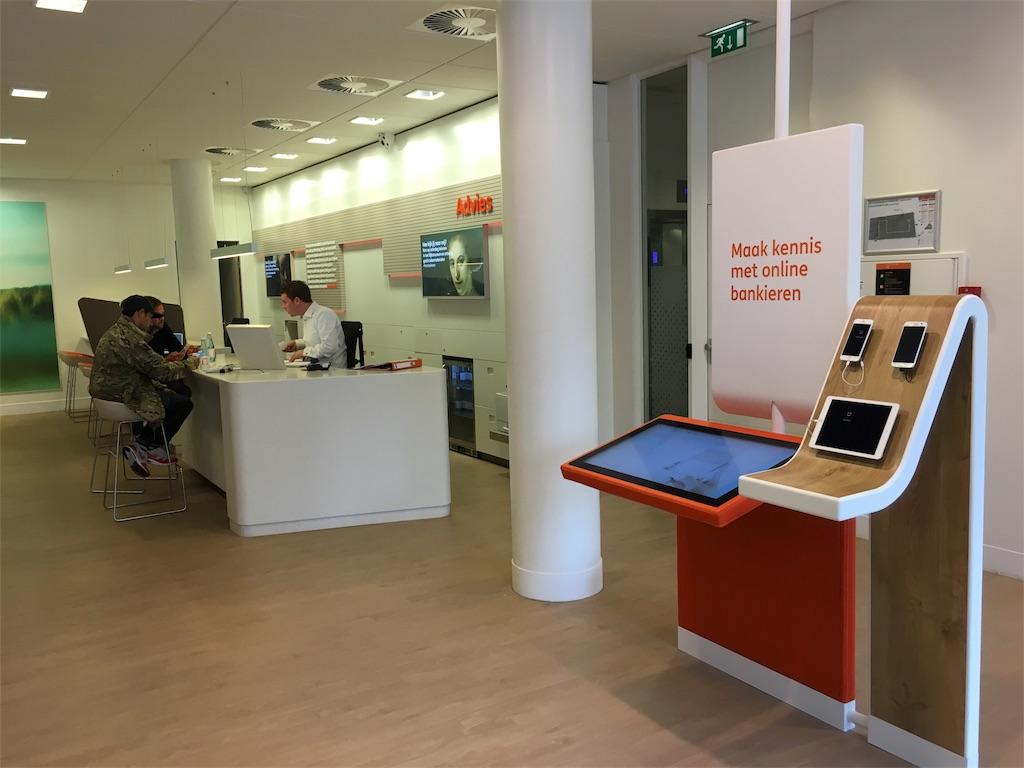 オランダの銀行