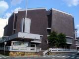 岡山市民会館全景