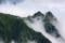 芦別岳山頂より