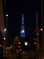 [旅][北海道]夜のさっぽろテレビ塔