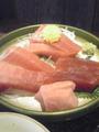 [旅][食][神奈川]三崎でマグロランチ