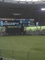 [野球][鯉]西武ドーム三塁側内野席から
