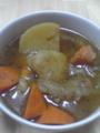 [食][スープカレー]いただきます