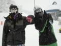 2009初滑りin舞子