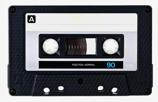 カセットテープ いなたい