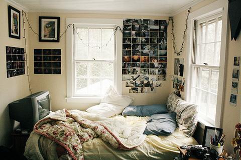 個性的でおしゃれな部屋