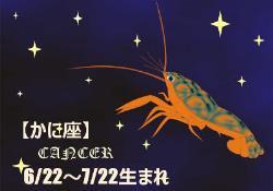 2017年の開運12星座星占い かに座