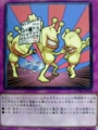 同姓同名同盟条約 遊戯王カード KONAMI