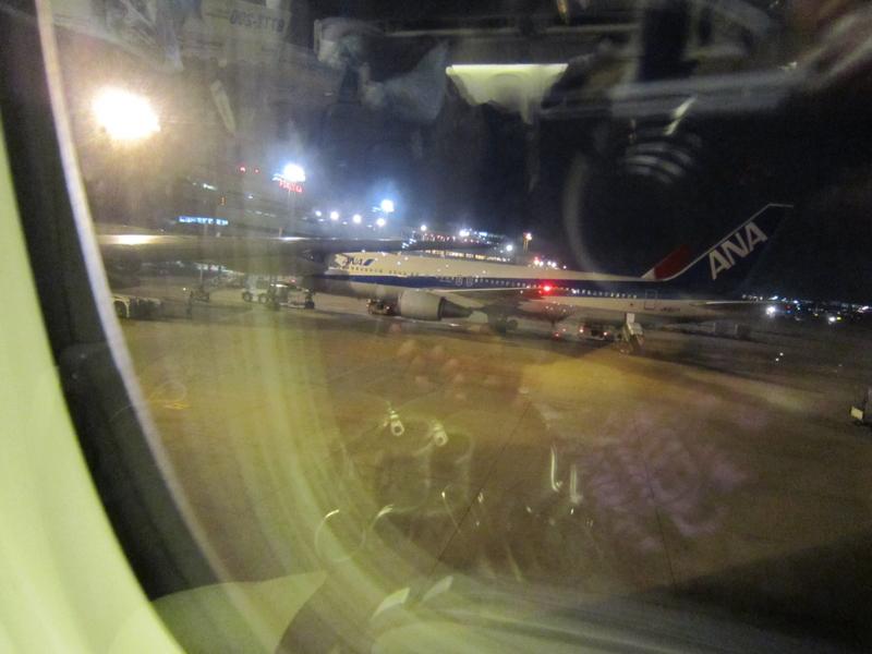 市内から滅茶苦茶近い福岡空港。旅の終わり。