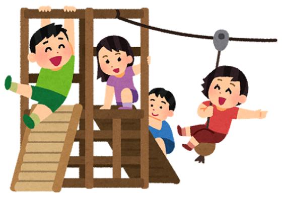 社会適応性にすぐれる子供たち