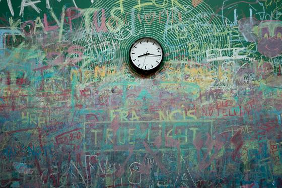 時間の無駄を表すイメージ