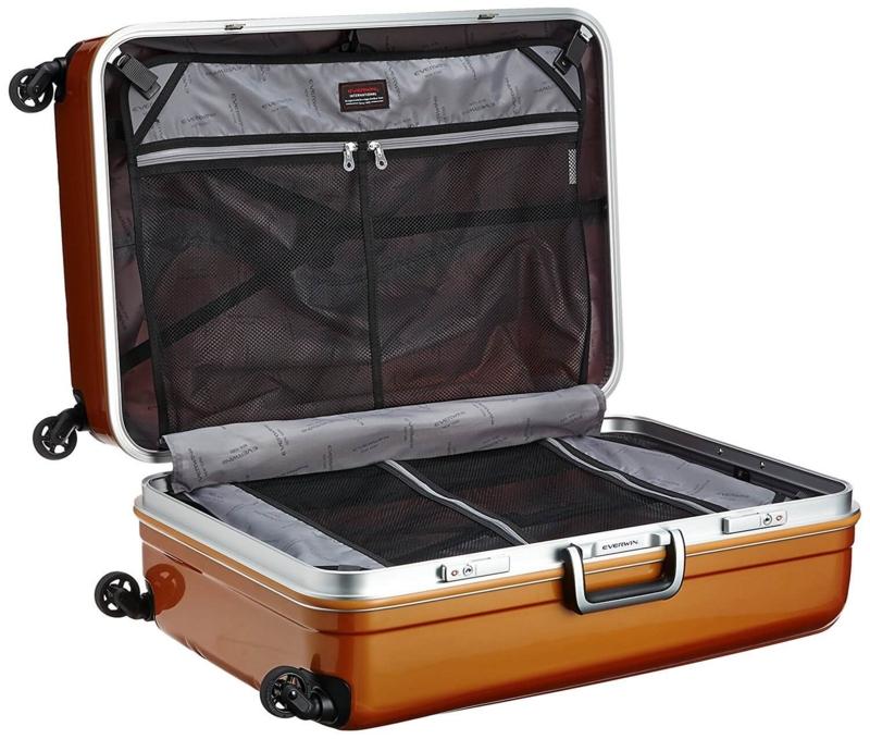 エバウィン Be Lightのスーツケース画像2