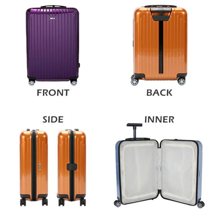 リモワ サルサエアーのスーツケース画像2