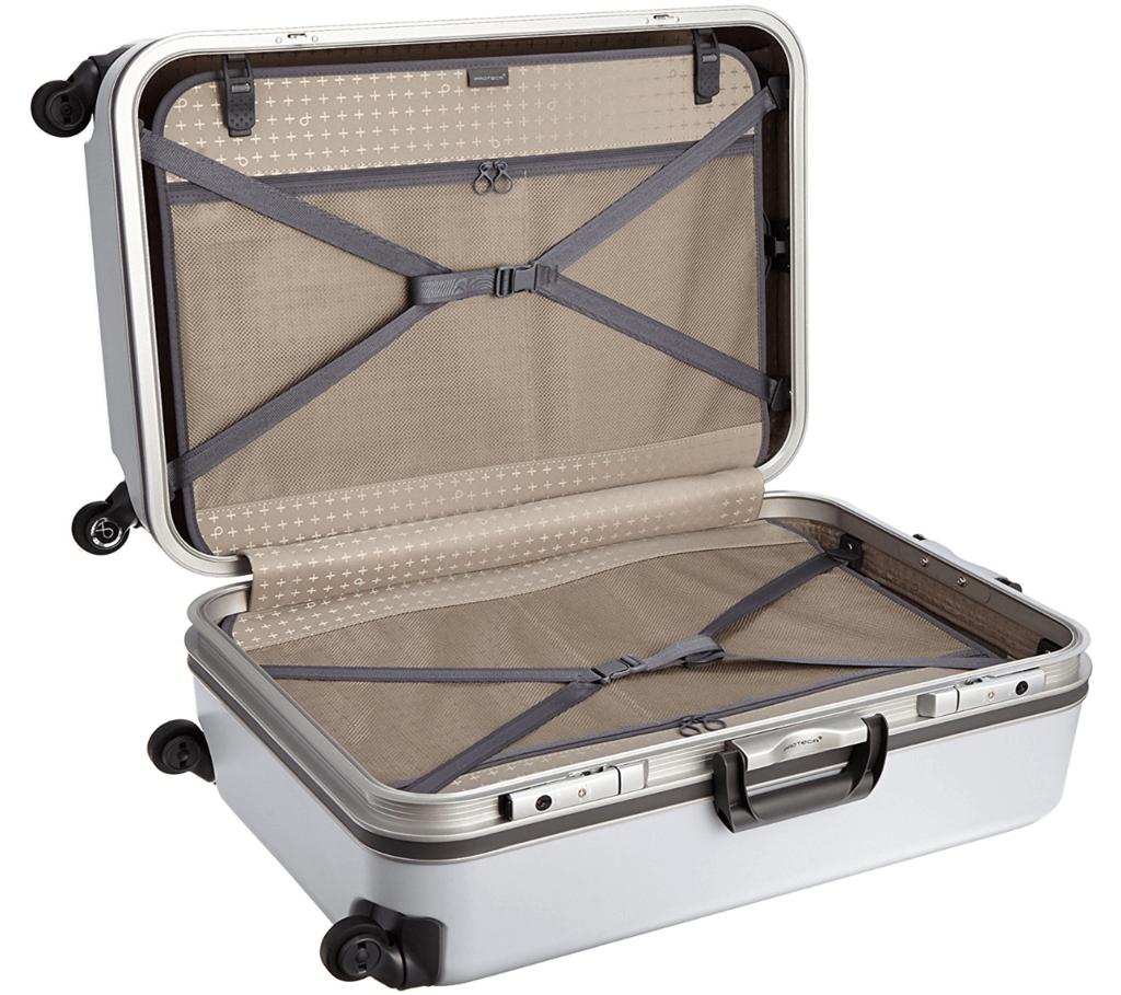 プロテカ エキノックスUのスーツケース画像02