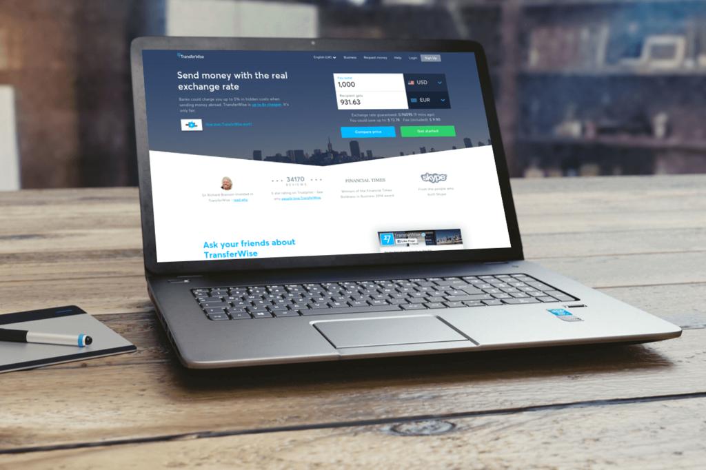 f:TransferWiseの最もスムーズな使い方6stepのメインビジュアル