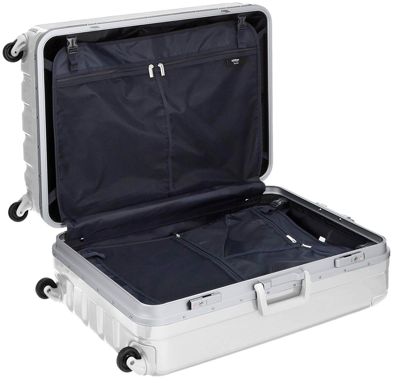 Sifflerフレームのスーツケース画像2