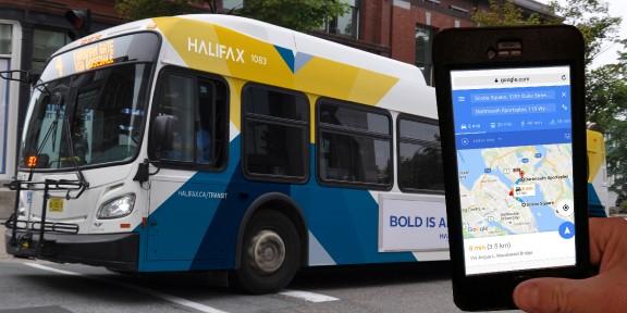 ハリファックスのバスはアプリがないと正直乗るのは厳しいです。なぜなら時刻表も何もないので..