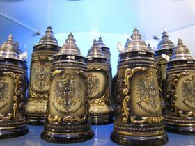 フランクフルトのマグカップ