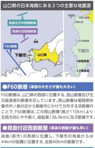 地震 山口 県