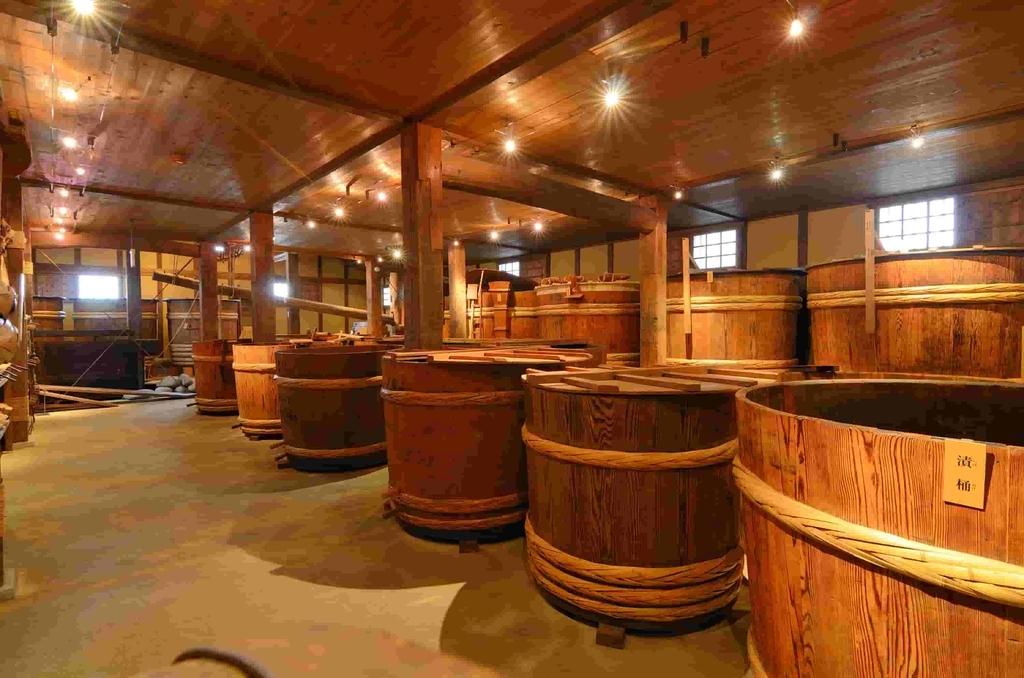 日本酒の造り方|theDANN