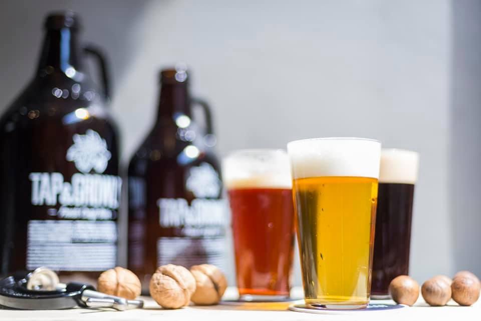 クラフトビール量り売りTAP&GROWLER 東京 下北沢店|theDANN media