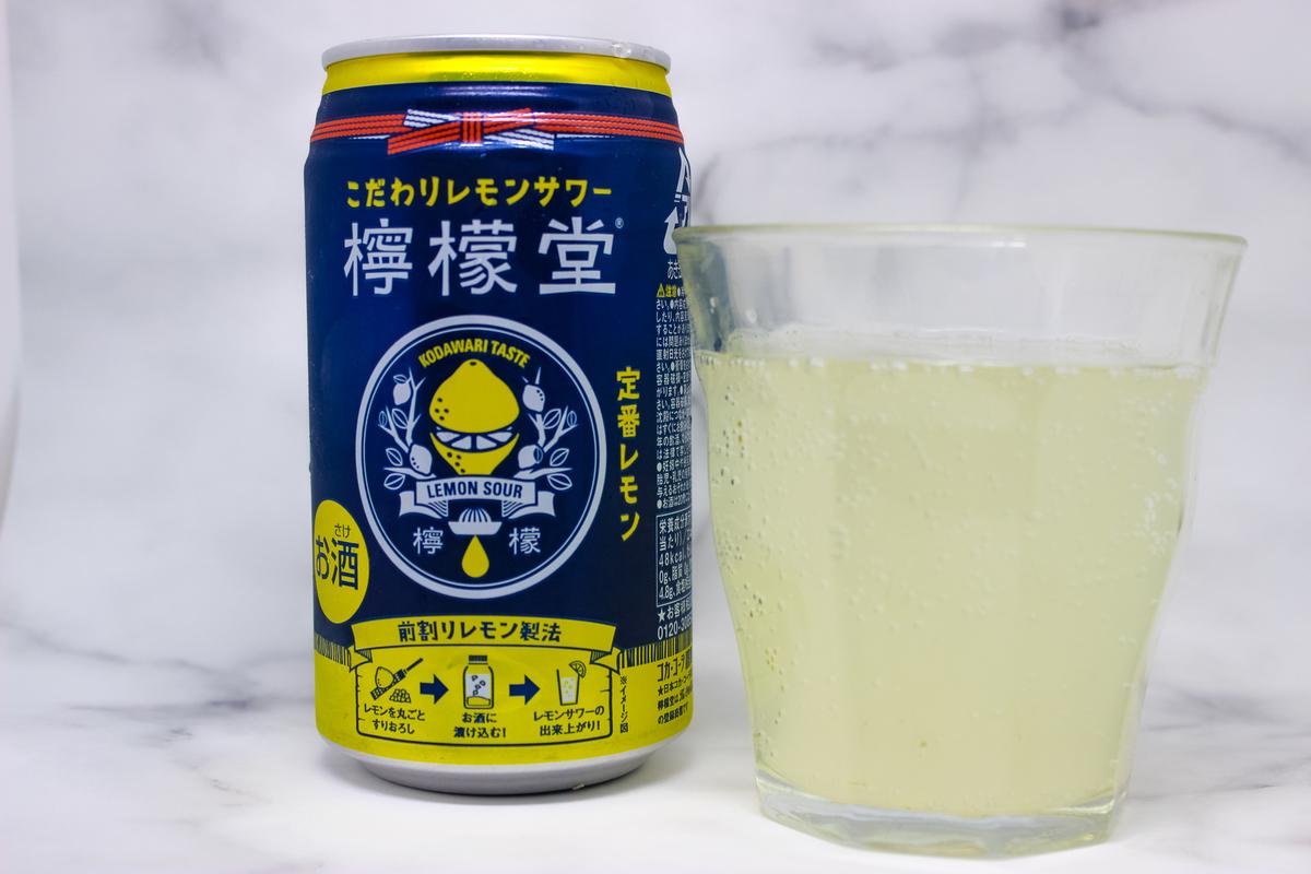 販売間近!コカコーラで世界初の檸檬堂の「定番レモン」を徹底解説!|theDANN media