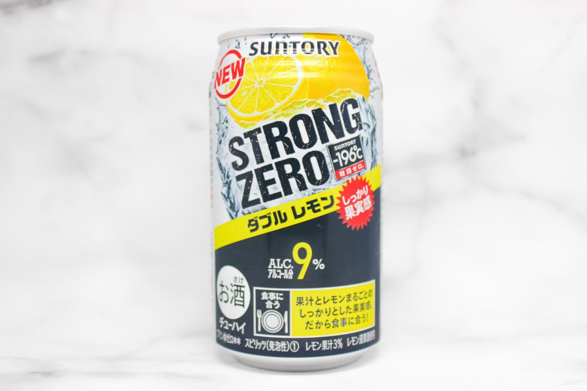 本当に美味しいの?ストロングゼロ ダブルレモンを徹底解説!|theDANN media