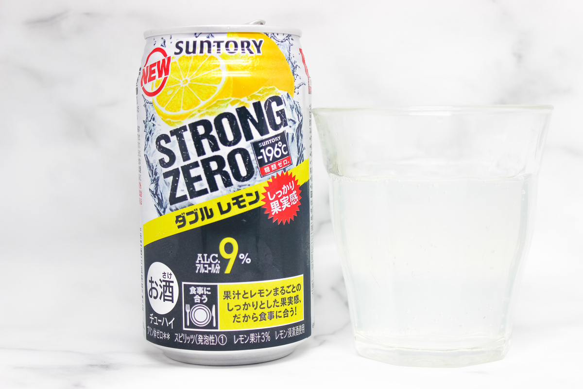 ストロング ダブル レモンの味は?|theDANN media