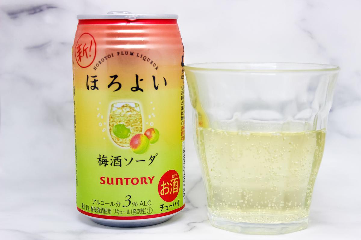 第6位  ほろよい 梅酒ソーダ|theDANN media