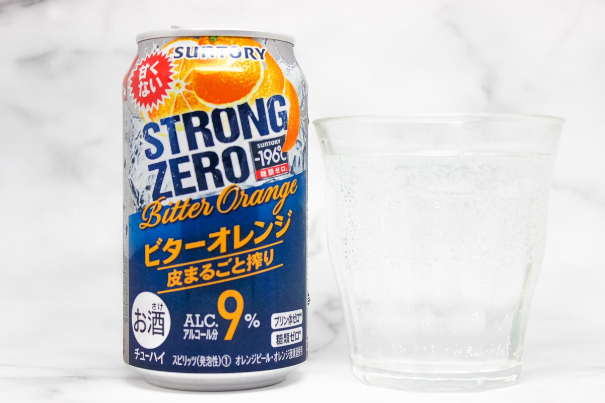 ストロング ビターオレンジの味は?|theDANN media