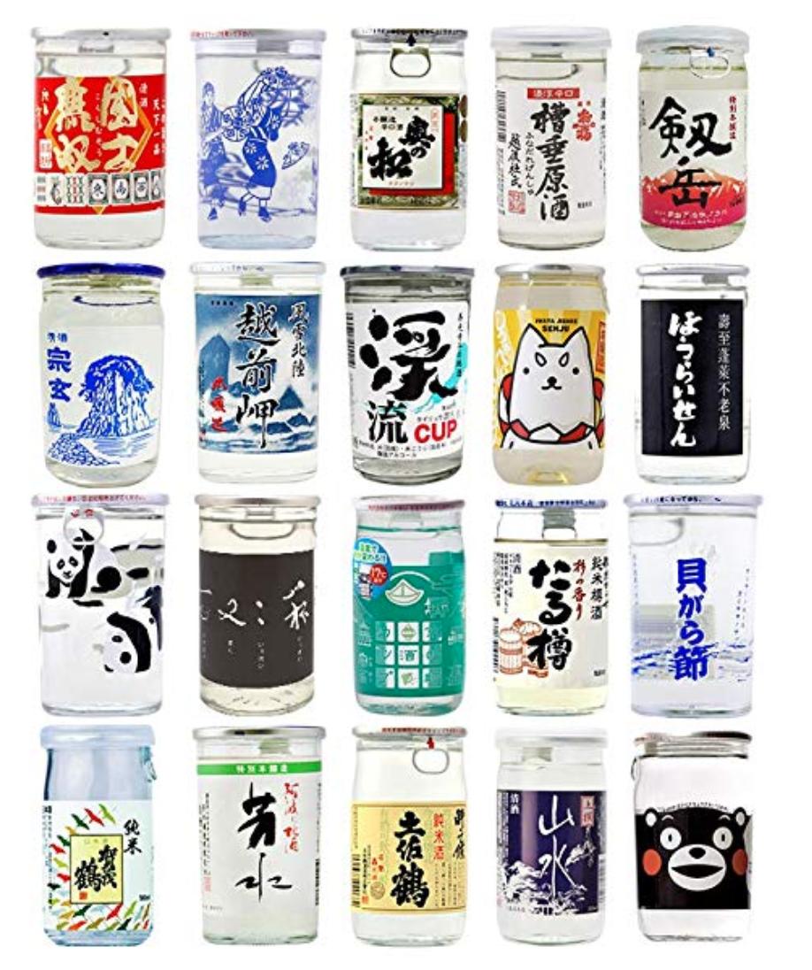 日本全国北から南までのカップ酒が楽しめる大容量セット|theDANN media