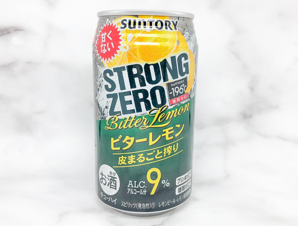 第5位 ストロングゼロ ビターレモン|theDANN media