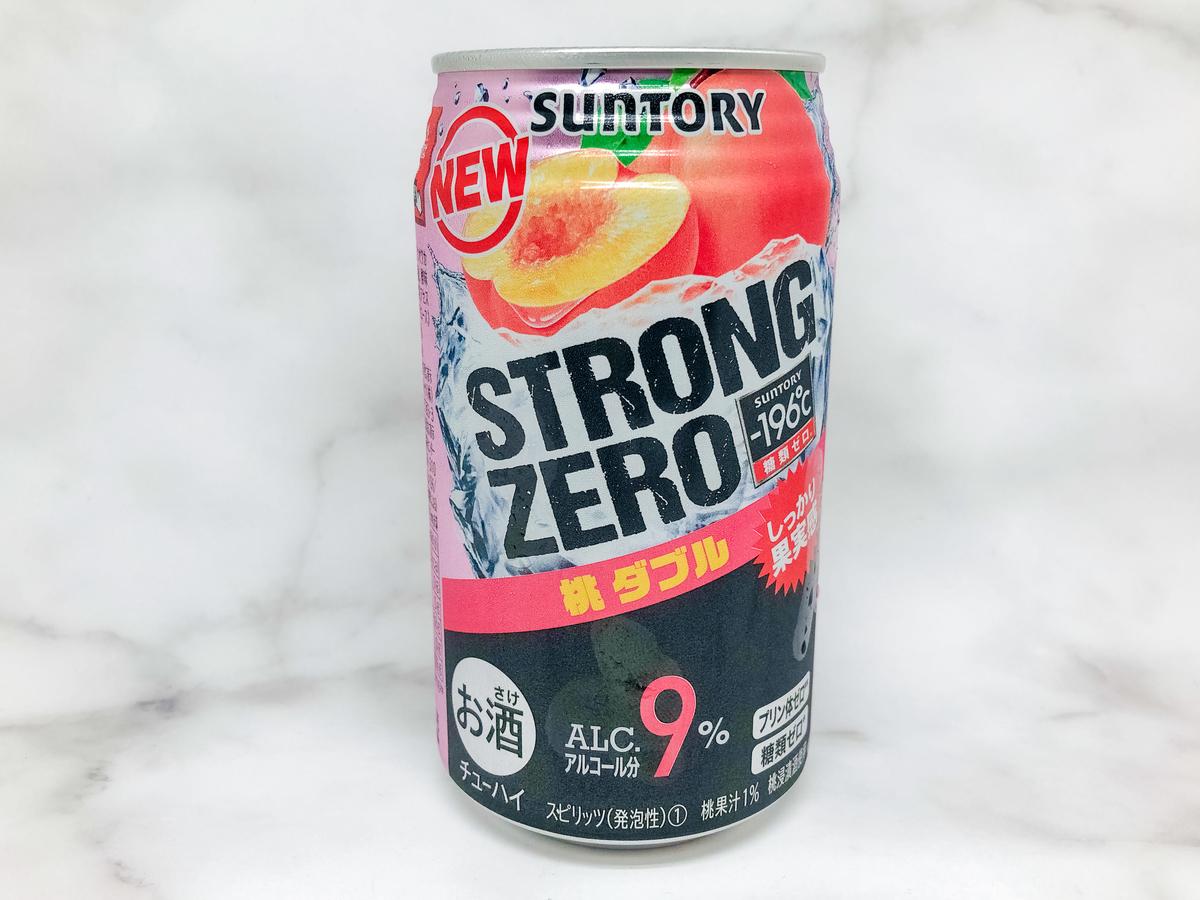 本当に美味しいの?ストロングゼロ 桃ダブルを徹底解説!