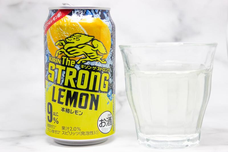 キリン・ザ・ストロング 本格レモンの味は?|theDANN media