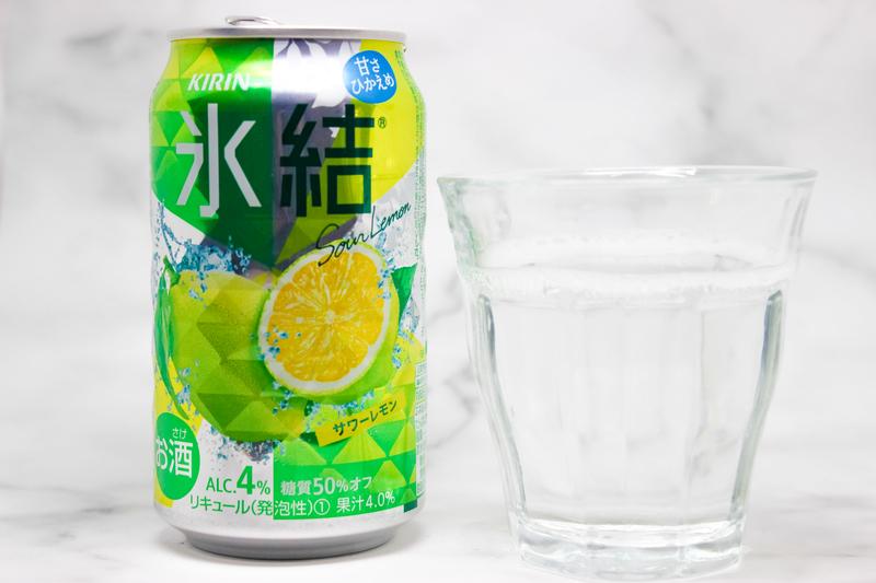 キリン 氷結 サワーレモンの味は?|theDANN media