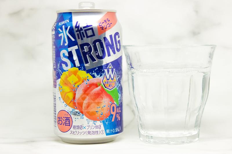 キリン 氷結 ストロング ピーチ&マンゴーの味は?|theDANN media