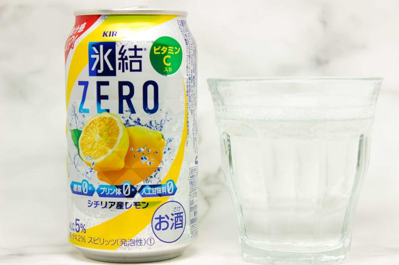 第10位 氷結 ZERO シチリア産レモン|theDANN media