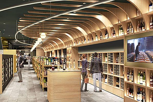 渋谷 東急フードショー 和洋酒販売|theDANN media