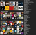 The Greatest Albums of All Time, Vol 0: not even the first anniversary