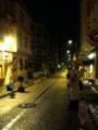 朝五時のイスタンブール旧市街