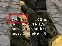 Counter-Strike1.6 FPS7
