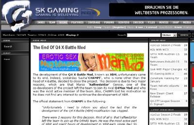 SK Gamingの画像直リン - いやがらせ