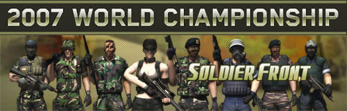 Soldier Front 2007 World Championship