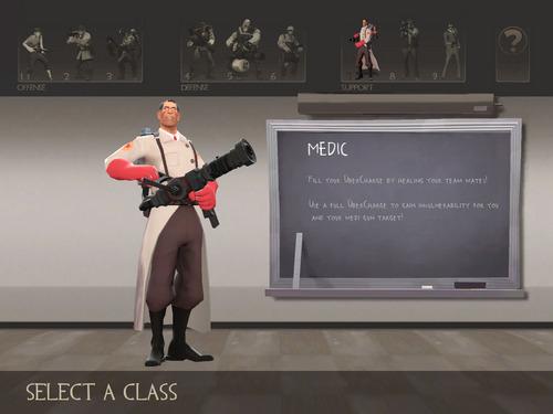 Class選択