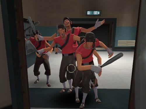 『Team Fortress 2』6vs6戦でのクラス選択について考えてみる