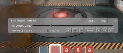 『Team Fortress 2』のデモファイルを快適に再生する方法