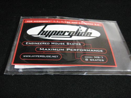 マウスソール『Hyperglide MS-1』を購入