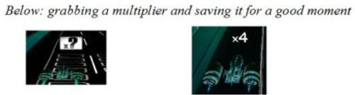 multiplierでビッグスコアを得る方法