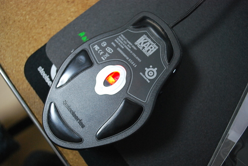 SteelSeries Glide Ikari  貼り替え前