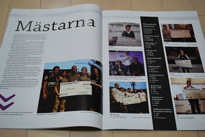 Dreamhack Magazine -1-